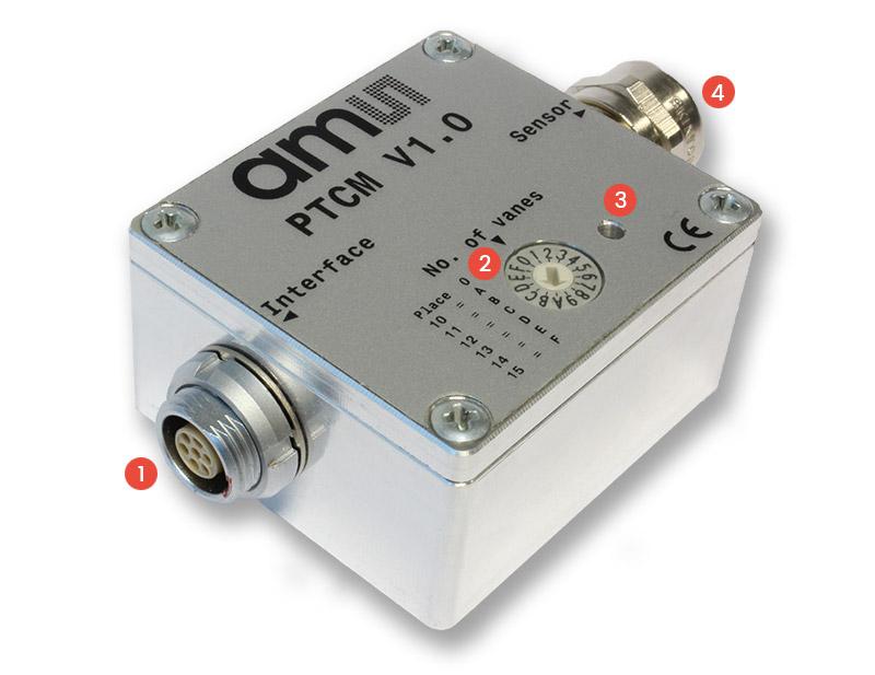 PTCM Compact Controller